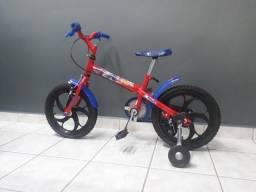 Bicicleta Spidermam