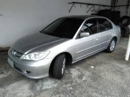 Civic LX Automatico Novo!!! - 2005
