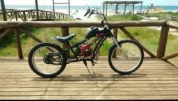 Chopper motorizada