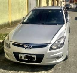 Hyundai I30 2.0 16V 145CV 2010/11 Prata Mecanico com central multimídia top! - 2010
