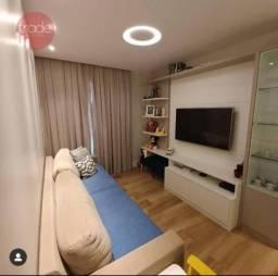 Apartamento com 2 dormitórios à venda, 67 m² por r$ 425.000 - jardim botânico - ribeirão p