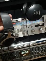 Headphone vintage