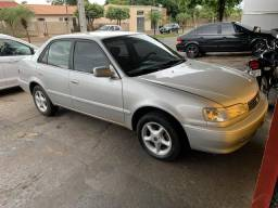 Corola 2001 automático completo - 2001