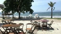 Apartamento temporada em Resort Angra, 1 quarto com terraço