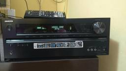 Receiver Onkyo HT-R690 Home completo