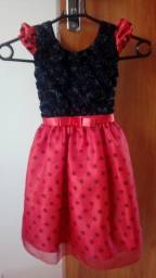 Vestido da minnie (NOVO)