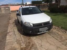Fiat strada Cabine Simples 2017/2017 IPVA 2019 PAGO - 2017