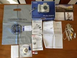 Câmera Digital Canon PowerShot SX 100 Prata