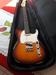 Troco em violão de aço