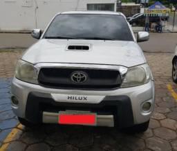 Toyota Hilux SRV - 2011 Automática - 2011