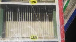 Portão Deslizante Chapa #20 Ondulada. Todo Fechado ou metade Fechado