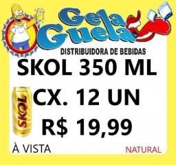 Promoção Skol 350 ML
