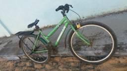 Bike verde 36