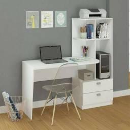 Mesa Escrivaninha para Computador - Elisa *NOVO* ShopMix Móveis