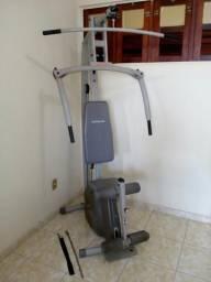 Vendo/Troco Estação de Musculação ATHLETIC