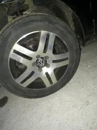 3 Rodas Estrela aro 15 polo golf 5 furos(sem pneu)