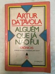 6 livros, diversos títulos