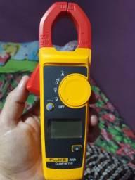 Alicate amperimetro fluke