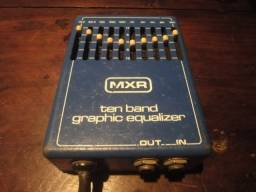 Pedal MXR Equalizer