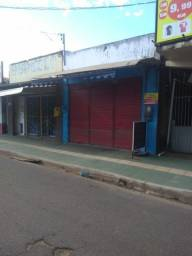 Casa comercial e residencial na rua sol poente b.da paz, próximo da loja moreta