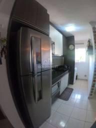Apartamento semi mobiliado no Souza Cruz