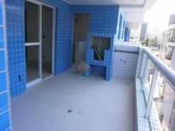Apartamento para alugar, 64 m² por R$ 2.000,00/mês - Canto do Forte - Praia Grande/SP