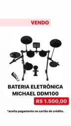 Bateria eletrônica Michael - DDM100