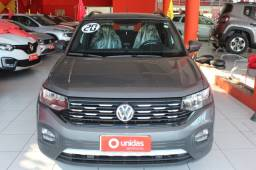 T-cross comfortline 200 tsi at