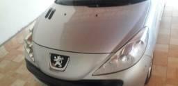Peugeot 207 ano 2010 vendo ou troco por +novo - 2010