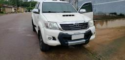 Toyota Hilux 3.0 4x4 16v Srv Limited Edition Automático - 2015