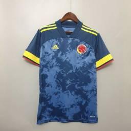 Camisa Colômbia Away 2020