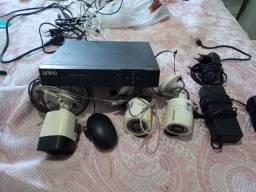 Sistema de câmera completo