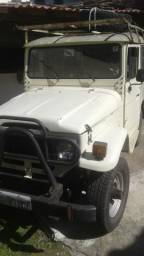 Toyota jeep curto