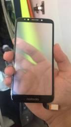 Vidro e touch Moto e5 play