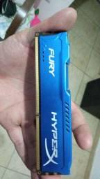 MEMORIA DDR3 4GB GAMER FURY