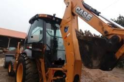 Retroescavadeira Case 580n 4x4 Cabinada 2015/2015