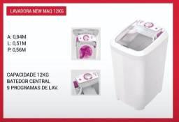 Lavadora capacidade 12KG SUPER PROMOÇÃO