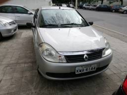 Troco, Financio, Renault Symbol 1.6 (flex) 2011, Unica Dona
