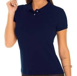 Camisa polo azul marinho g e gg