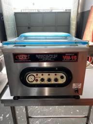 Super saldão de verão Jad inox - Seladora a vácuo pouco usada