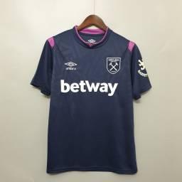 Camisa do West Ham (19/20) Padrão 3