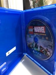 Jogo Marvel Super Heroes Lego PS4