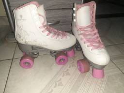 Patins roller 4 rodas