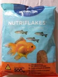 Raçao Nutriflakes flocos 500 grs