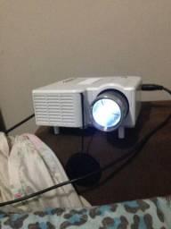 Mini projetor de Led