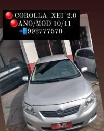Corolla XEI 2.0 AT