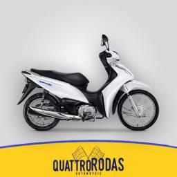 Honda Biz 110i 2021 - Zero KM