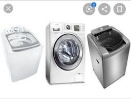 Concerto de máquinas de lavar 100reais