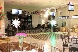 Debutante DJ eventos  buffet salão pista de LED