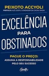 Livro - Excelência para Obstinados